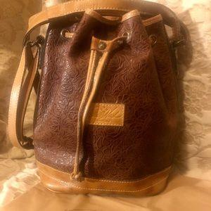 Patricia Nash Bucket Shoulder Bag $60